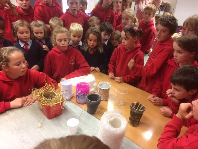 Science Week – Energy Experiments