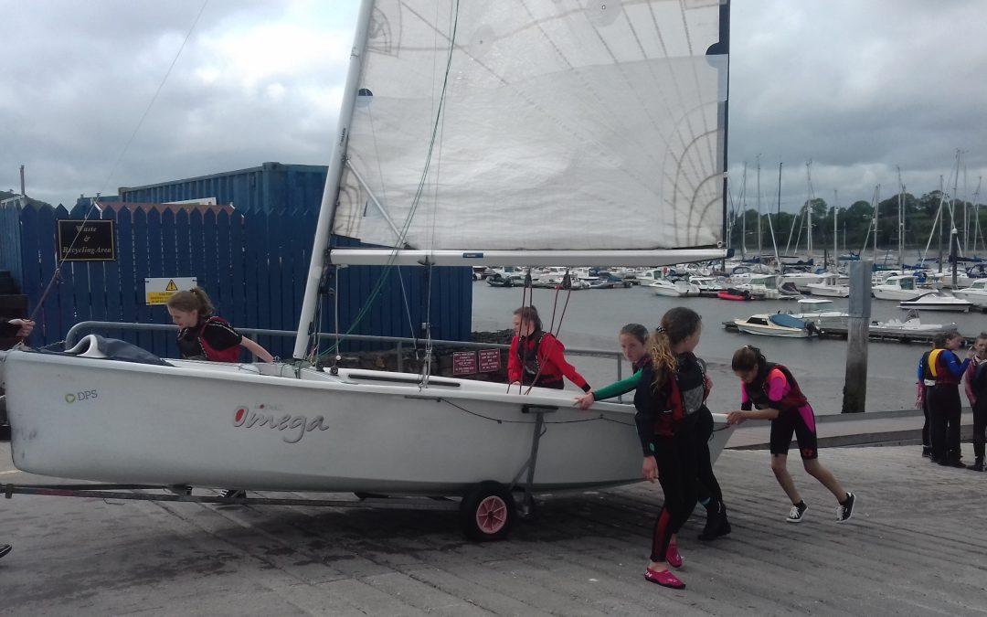 6th Class Sailing