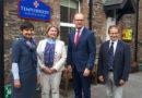 Tánaiste Simon Coveney visits Templebreedy