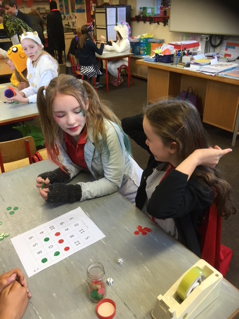 Halloween Maths Fair