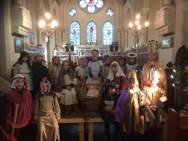 Carol Service and Nativity Play