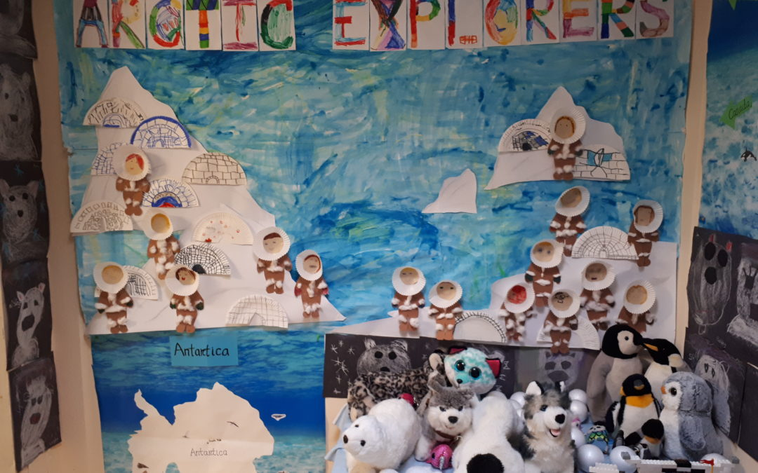 Aistear: Polar Regions