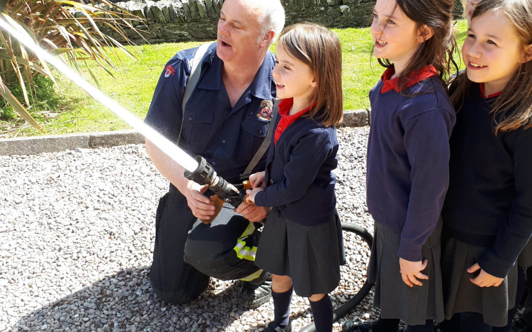 Fire Safety School Visit