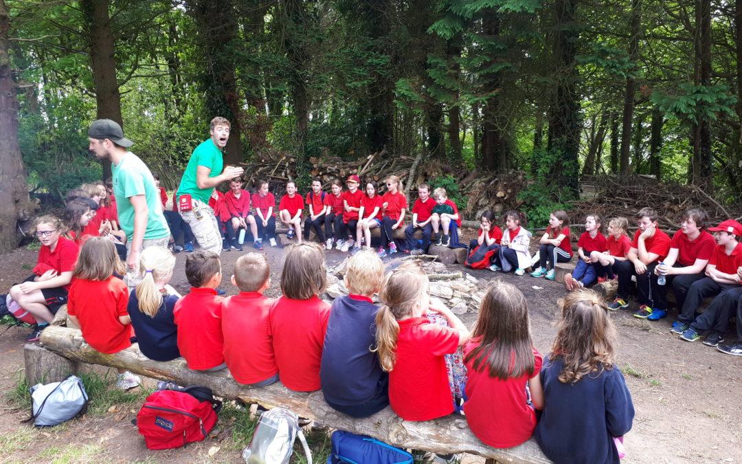 School Tour at Cuskinny Court